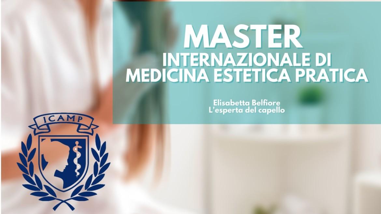 Elisabetta Belfiore docente al Master #ICAMP