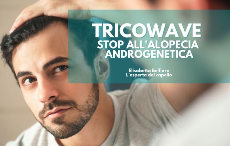 Trico Wave: un nuovo trattamento per contrastare l'alopecia androgentica
