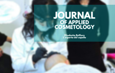 "Pubblicazione Scientifica """"Journal of Applied Cosmetology"""